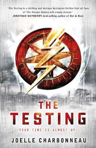 The Testing - UK Cover