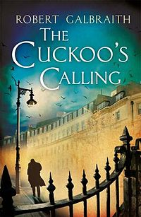 The Cuckoos Calling UK Cover