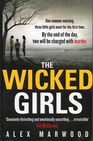 The Wicked Girls UK Cover