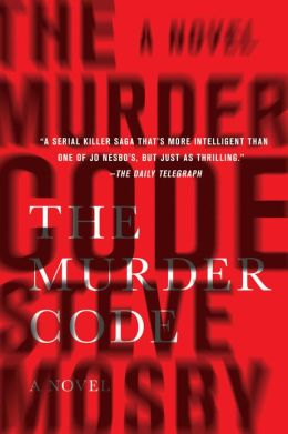 The Murder Code by Steve Mosby