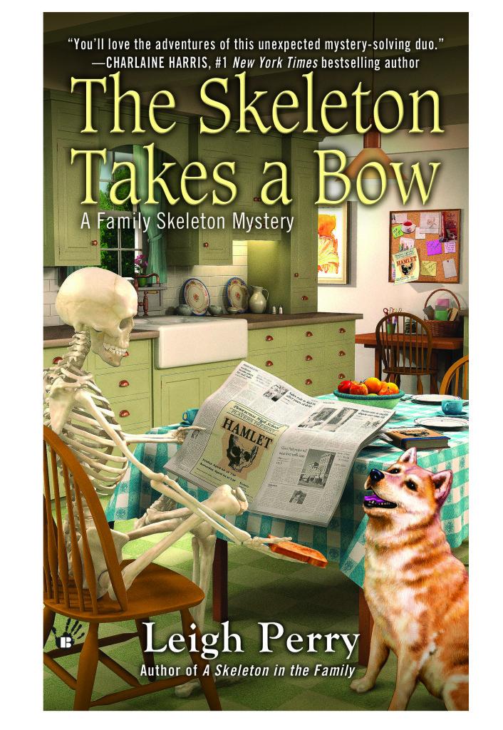 Skeleton Take a Bow