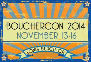Bouchercon 2014 Logo