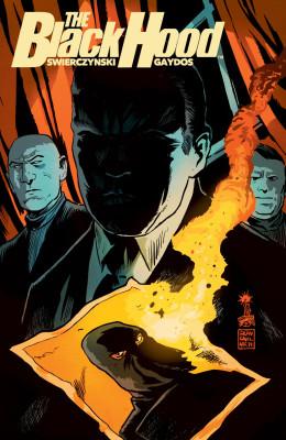 The Black Hood (Issue Three)