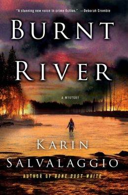 Burnt River by Karin Salvalaggio