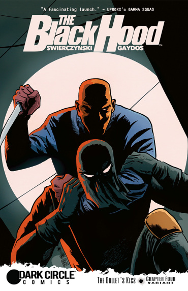 The Black Hood (Issue 4)