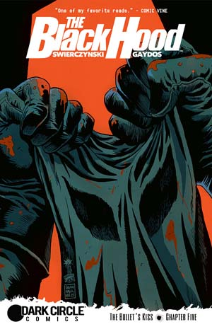 The Black Hood Issue Five