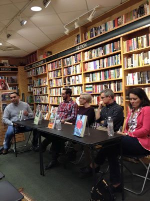 Crime Fiction Panel (IVY)